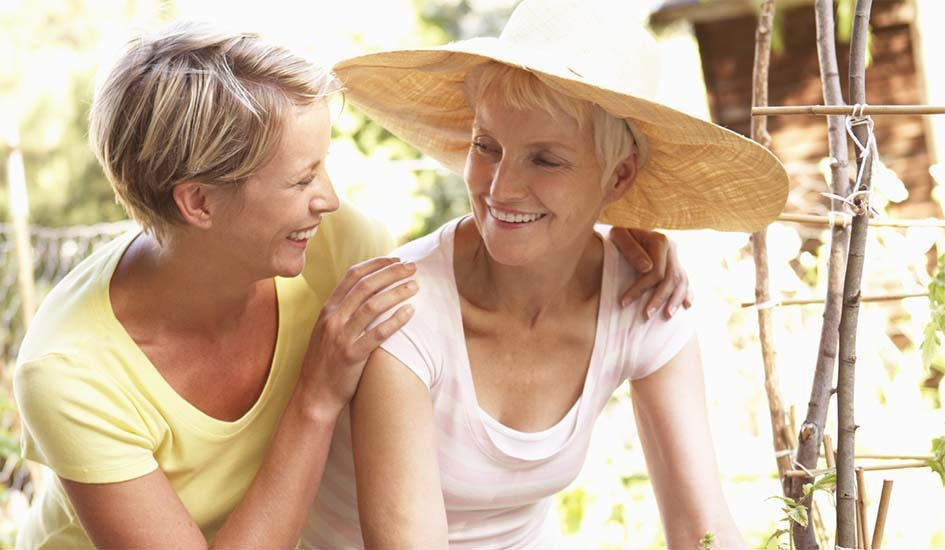 dental -implants-mother-and-daughter-smile-happy-dental-care-oral-health