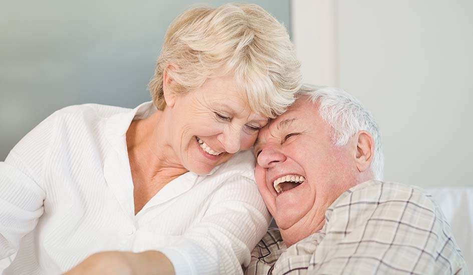 promotes-jawbone-growth-old-couple-sweet-smile-oral-health-dental-care