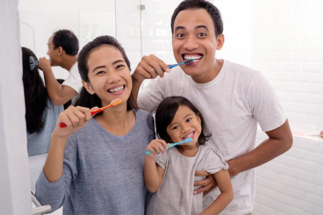 Dental Care & Hygiene Tips For Kids