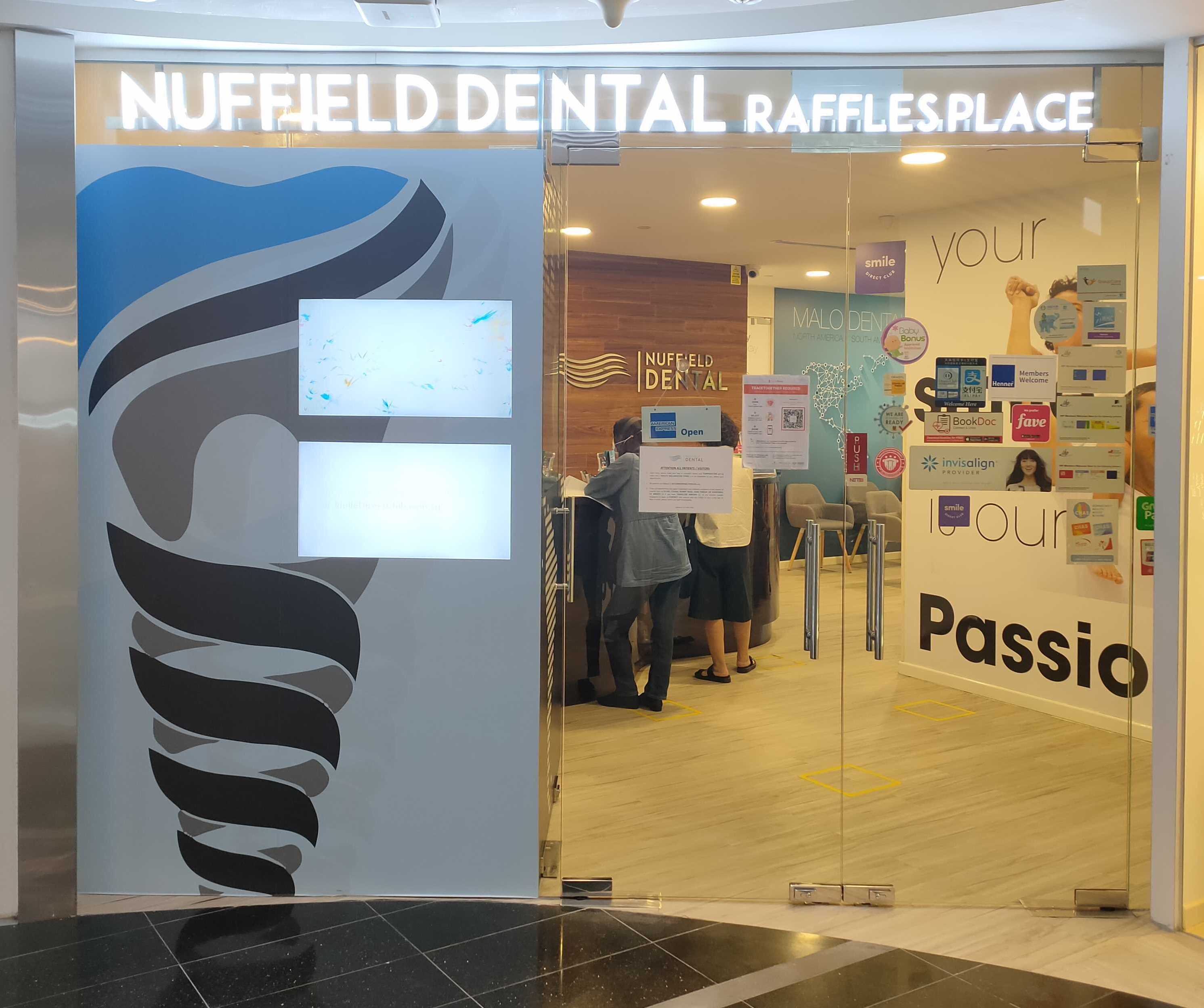 Nuffield Dental Raffles Place