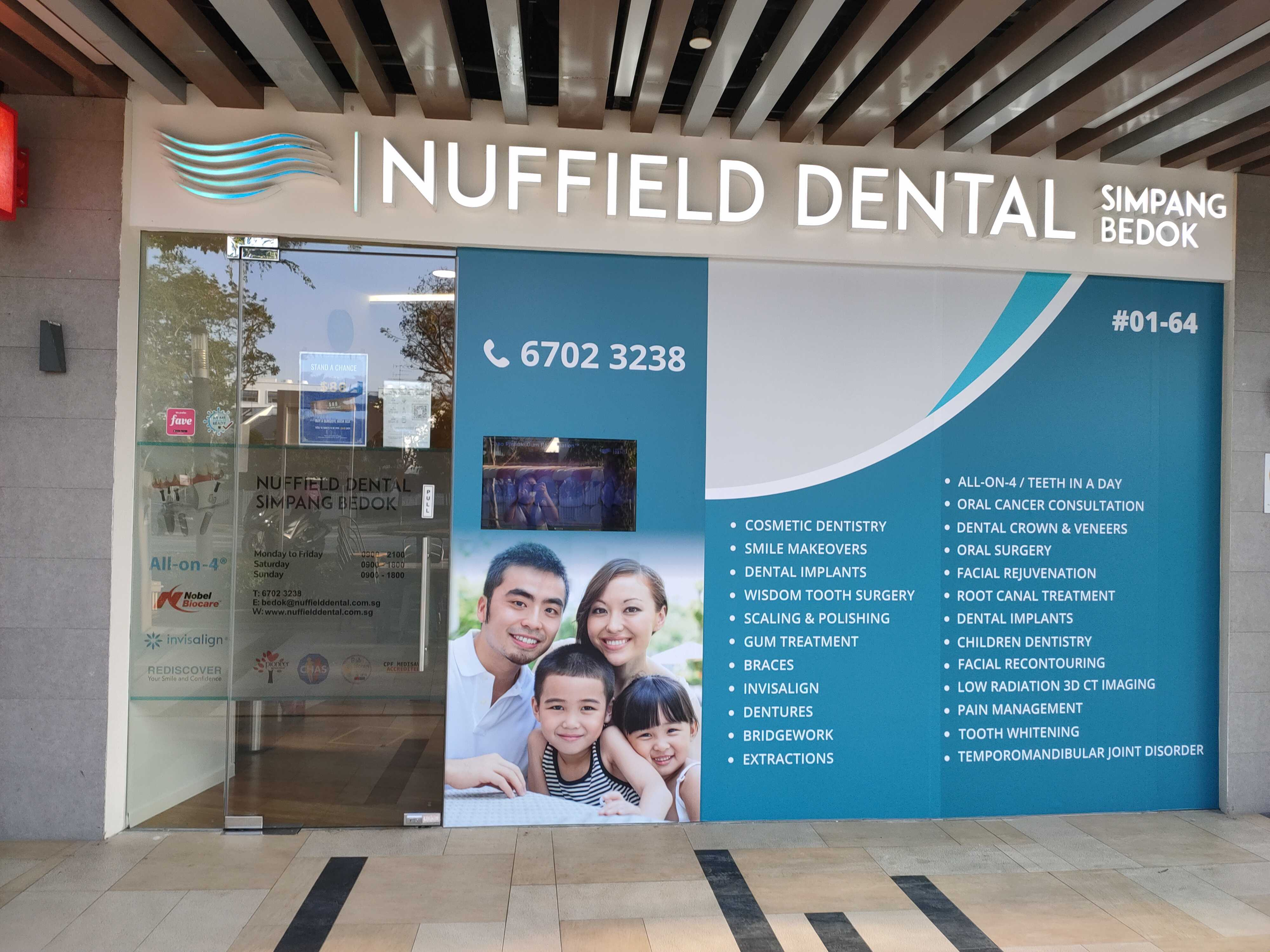 Nuffield Dental Simpang Bedok