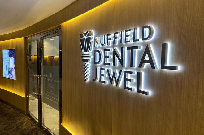 Nuffield Dental Jewel Orchard