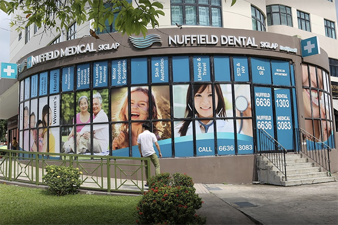 Nuffield Dental Siglap