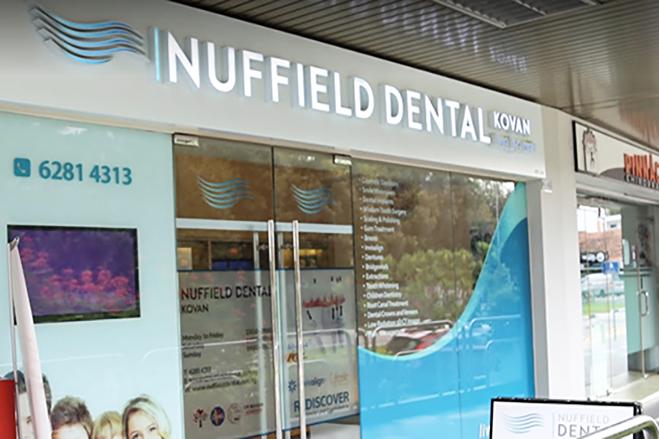 Nuffield Dental Kovan
