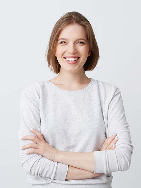 what-causes-gum-disease-woman-smile-dental-care