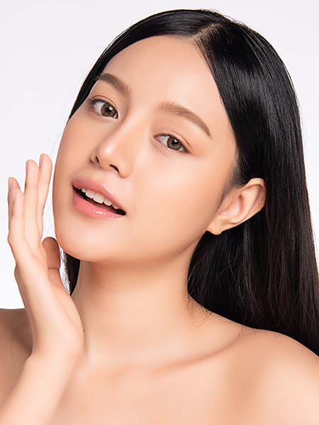 what-is-genioplasty-pretty-girl-smile-oral-health-dental-care